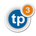 tp3 - modular web based on typo3 logo